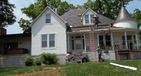 Residential Roofing Construction Service Group Pc